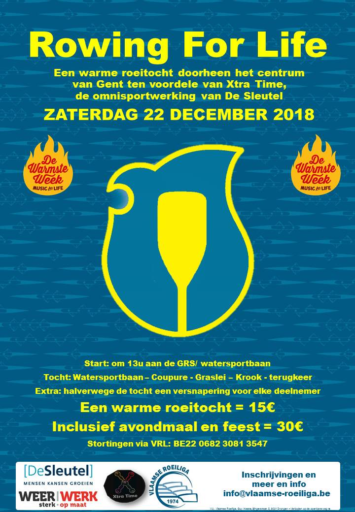 Rowing for life 2